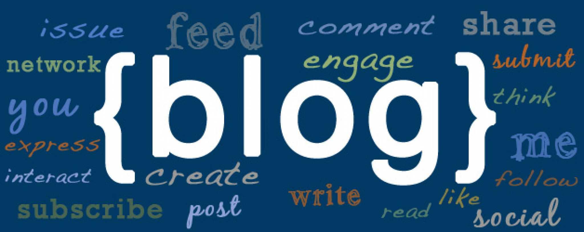 Blog com sucesso