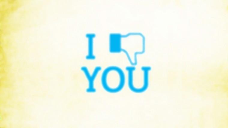 Menos gostos nas redes sociais?